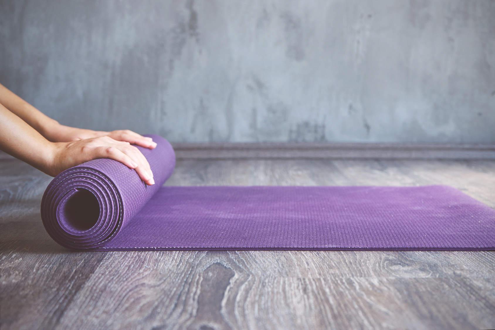 Aktuell Online Klassen bei Carolines Yoga